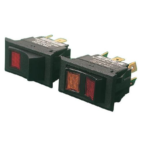 Sea-Dog Line Rocker Switch(Sp)Illuminate - 420251-1