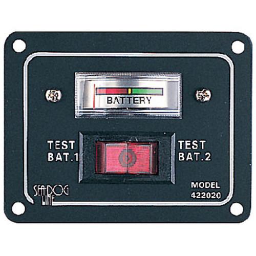 Sea-Dog Line Battery Test Switch-Economy 422020-1