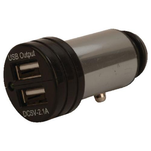 Sea-Dog Line Double USB Power Plug 426512-1