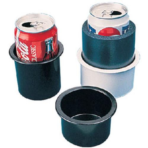 Sea-Dog Line Abs Drink Holder-Black 588000