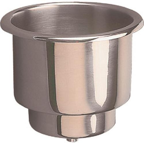 Sea Dog 588220-1 Abs Adjustable Folding Drink Holder Black