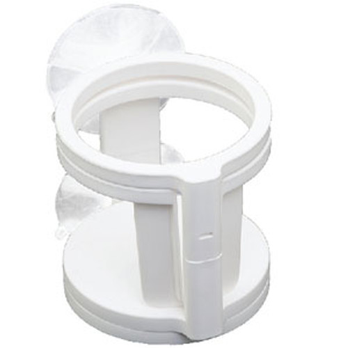 Sea-Dog Line Drink Holder  Sgl/Dual with Suc Cups 588510-1