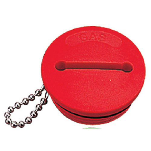 Sea-Dog Line Cap For 357010-Gas(Red) 357015-1