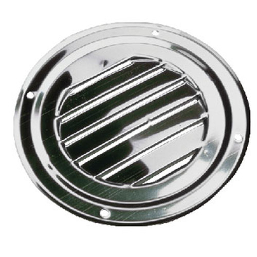 Sea-Dog Line Stainless Round Louvered Vent- 331425-1