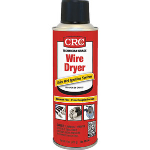 CRC Wire Dryer 6oz 5104