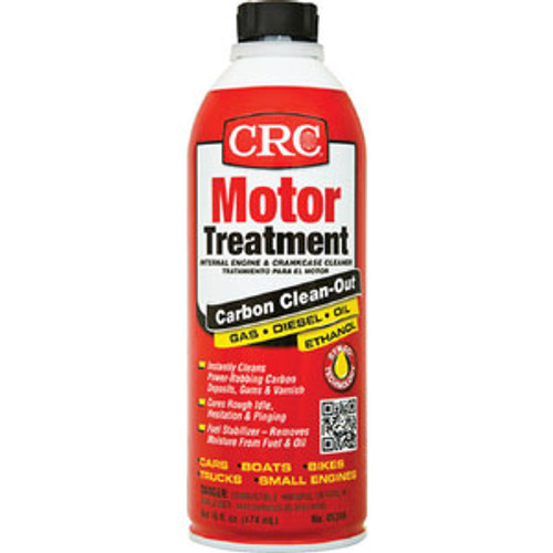 CRC Motor Treatment 16oz 5316