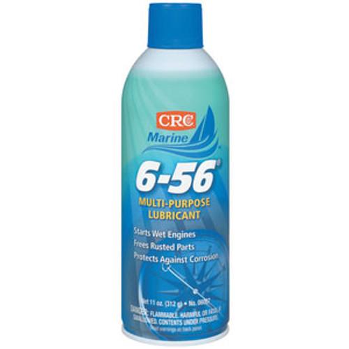 CRC CRC 6-56 Multi-Purpose Lubricant 11oz 6007