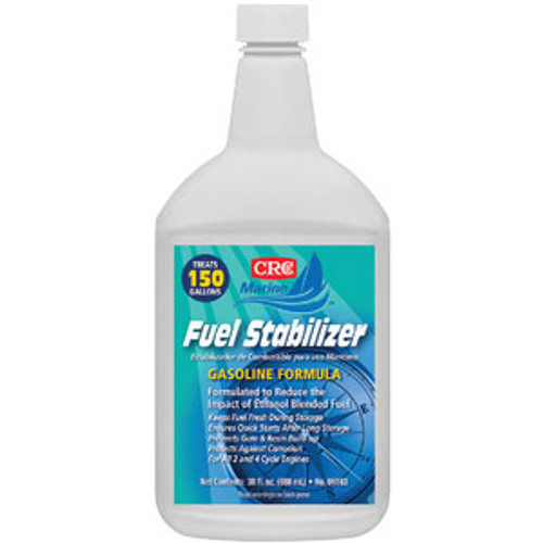 CRC Fuel Stabilizer Gas Quart 6163