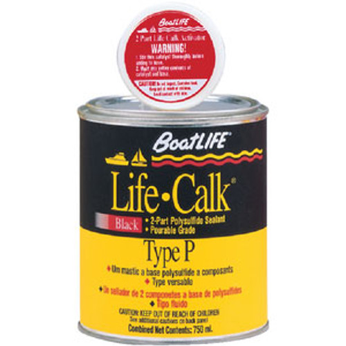 Boat Life Life Calk Type H.75 Lit Kit 1048