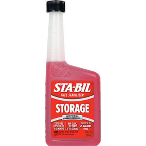 STA-BIL Gas Stabilizer 10oz 22206