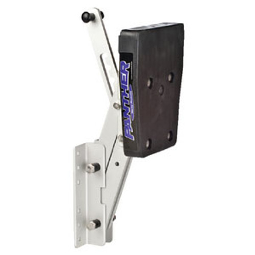 Panther Outboard Motor Bracket - Aluminum - 12hp 550012