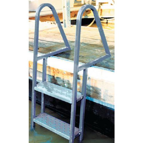 Tiedown Engineering Dock Ladder Galvanized 3 Step 28273