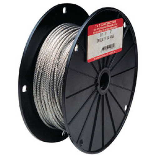 Tiedown Engineering 250' Spool Wire Rope 51815