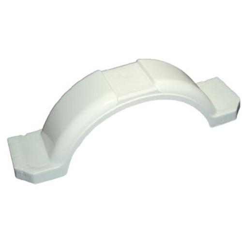 Tiedown Engineering Fender Plastic 14 White 44332