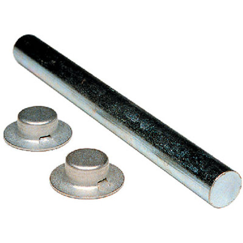 "Tiedown Engineering Roller Shaft with Nuts 5/8"" x 5-1/ 86027"