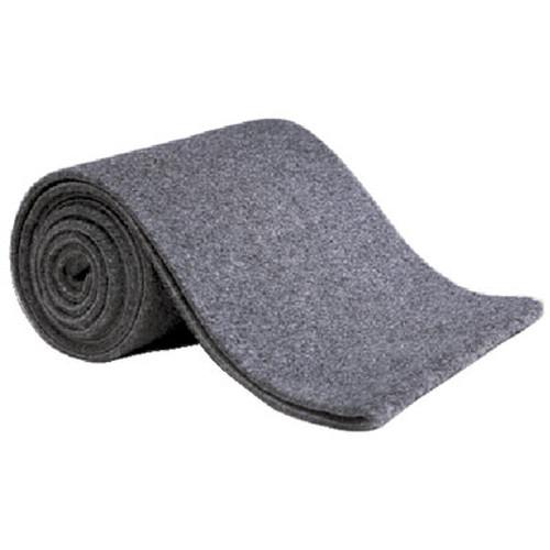 "Tiedown Engineering Bunk Carpet Gray 11"" x 12' 86138"
