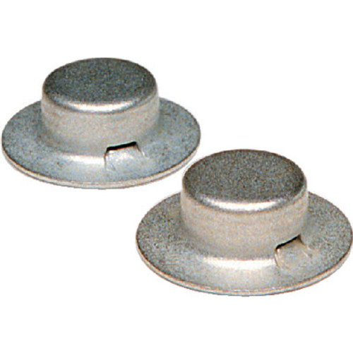 "Tiedown 86026 Boat Trailer Roller Shaft /& Pal Nuts 1//2/"" x 6-1//4/"""