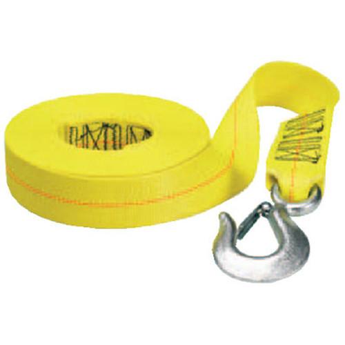 Fulton Products Winch Strap 2 x 20' 4/Clam Ws20Hd0600