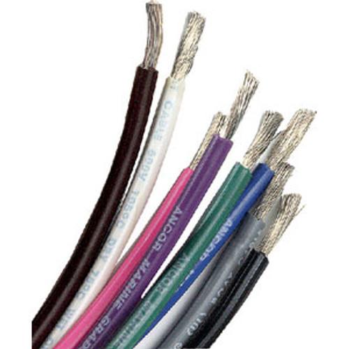 Ancor 14 Ga Black Tinned Wire 250' 104025