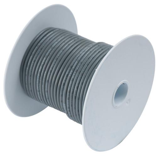 Ancor 14 Ga Gray Tinned Wire 100' 104410