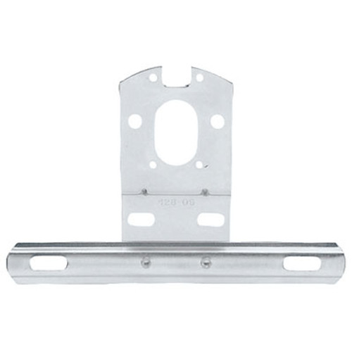 Anderson Marine Plated Steel License Bracket 42809