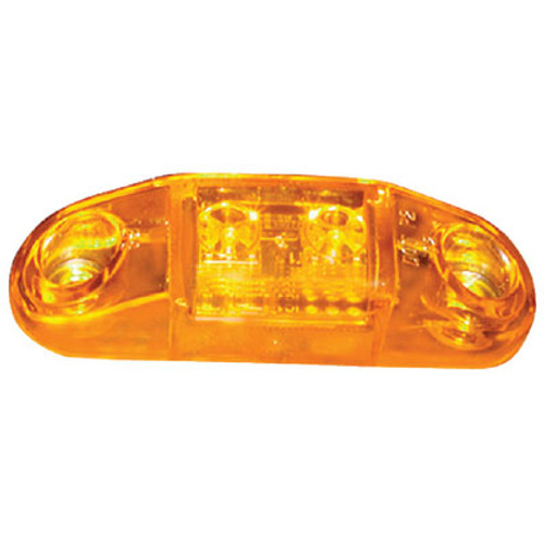 Anderson Marine LED Clearance Light Amber V168A