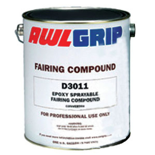 Awlgrip Spray Fairing Compound-Converter-Gallon D3011G