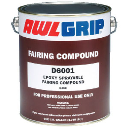 Awlgrip Spray Fairing Compound-Tan Base- Ga. D6001G