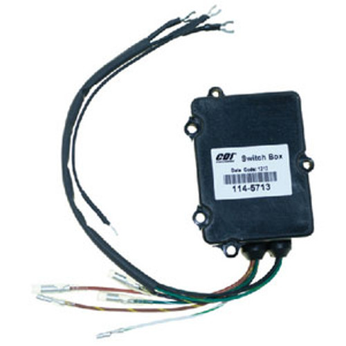 New Mercury Switch Box cdi Electronics 114-4796 Replaces 332-4796A3 /& A6