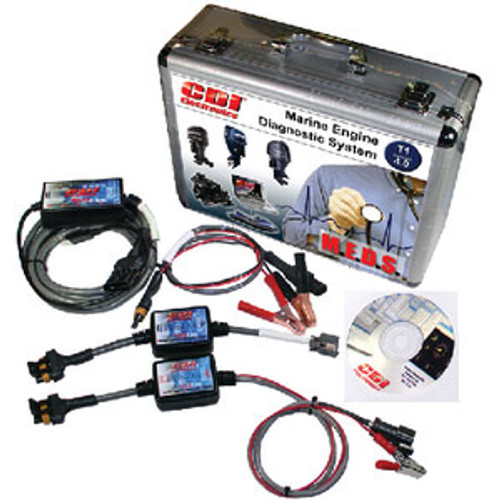 CDI Electronics Meds Complete System Vers 6.0 531-0118T3