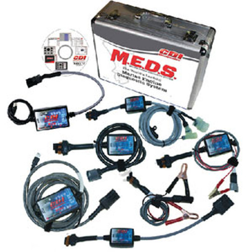 CDI Electronics Meds Complete System Vers 8.0 531-0118T5
