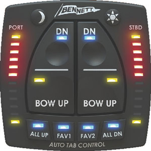 Bennett Trim Tabs Autotrim Pro-Electric 12V Ap000A1Bc
