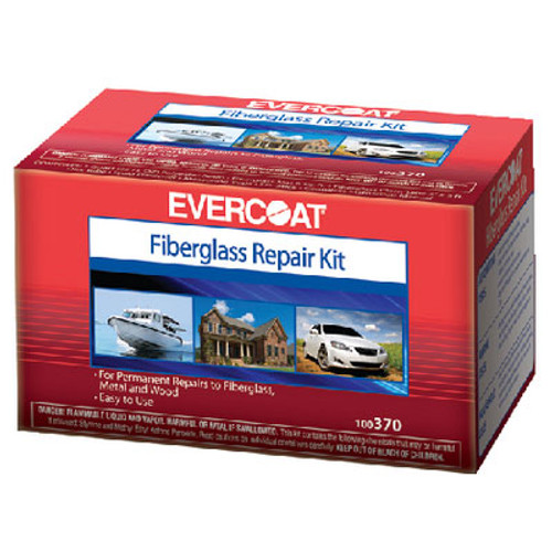 Evercoat Fiberglass Repair Kit Quart 100370