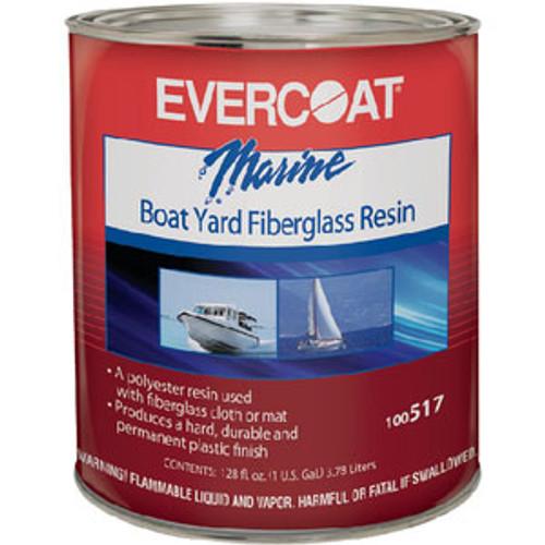 Evercoat Boat Yard Resin 5 Gallon with Wax 100519