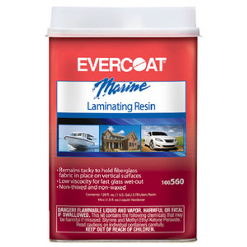 Evercoat Laminating Resin Gallon No Wax 100560