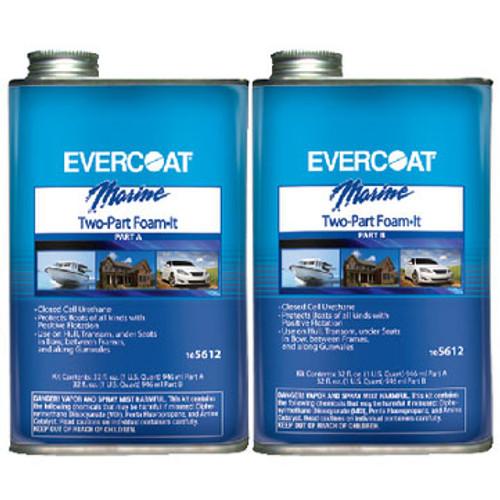 Evercoat Foam-It Flotation Kit 1/2 Gallon 105612