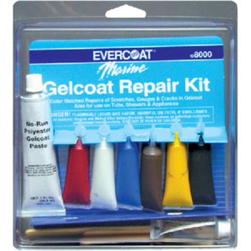 Evercoat Seacare Gelcoat Repair Kit 108000