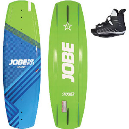Jobe Sports Wakebd Shockr 142 with 8-11Bindng 2789178038/11