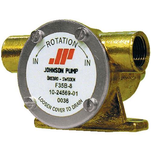 Johnson Pump Pump Eng Cooling (F35B-8) Rpl 10-35038-5E