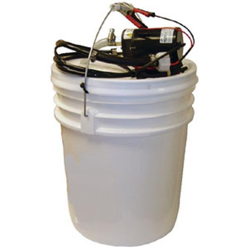 Johnson Pump Oil Change Gear Pump/Bucket12V 65000