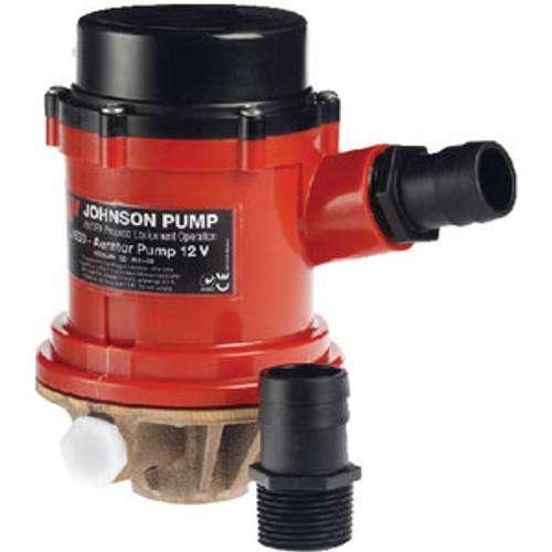 Johnson Pumps 48503 500 GPH Aerator//Livewell Pump