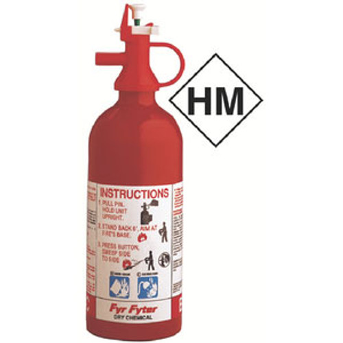 Kidde Safety Fyrfyter 100D Red Extinguisher 4004000