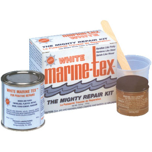 Marinetex 3 Lb. Grey Marine Tex Kit Rm303K