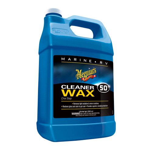 Meguiars One Step Cleaner Wax Gallon M-5001