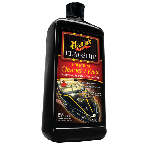 Meguiars Flagship Prem Cleaner/Wax 32oz M6132