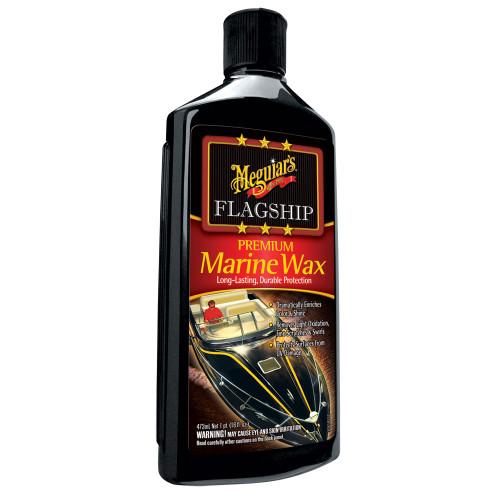 Meguiars Flagship Premium Wax 16oz M-6316