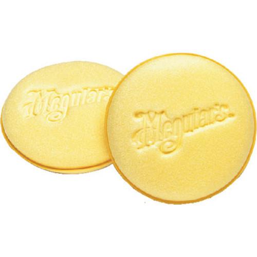 Meguiars Wax Applicator Pads 4/Bg W-0004