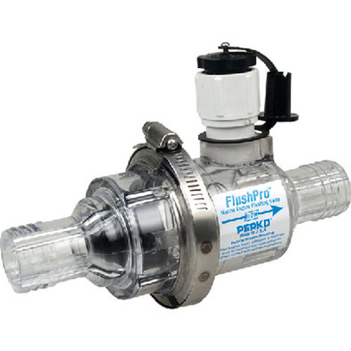 Perko 1-1/4 In-Line Valve 0456Dp7