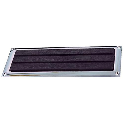 Perko 11-1/2 x 5-3/4 Step Plate 1043Dp2Chr
