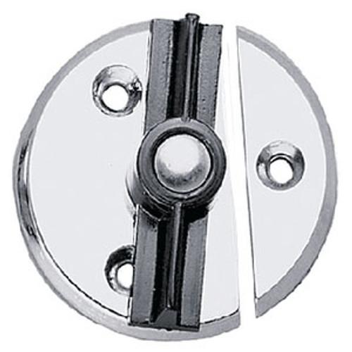 Perko Door Button with Spring 1216Dp0Chr